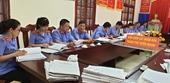 Phân công cán bộ phù hợp với năng lực sở trường để hoàn thành tốt nhiệm vụ