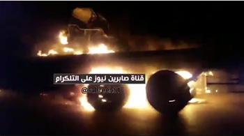 Đoàn xe hậu cần của Mỹ tại Iraq bị phục kích, thiêu rụi trong đêm