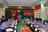 VKSND tỉnh Vĩnh Long tổ chức hội nghị sơ kết 6 tháng đầu năm 2020