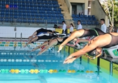 Khai mạc Giải Bơi - Lặn vô địch các nhóm tuổi Quốc gia năm 2020