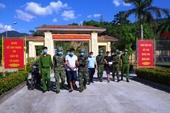 CLIP phục bắt đối tượng vận chuyển ma túy ở khu vực biên giới Hà Tĩnh
