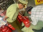 Làm rõ đường dây tiêu thụ gas lậu quy mô lớn ở Đắk Lắk