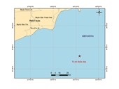 Động đất 4 độ richter ngoài khơi bờ biển Bình Thuận
