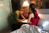 Lục Triều Vỹ 'lừa' đại gia, thổi giá hoa hậu bán dâm 30 000 USD ra sao