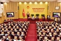HĐND TP Hà Nội công bố 11 Nghị quyết