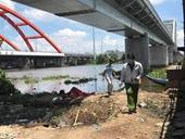 Phát hiện thi thể người đàn ông nổi lềnh bềnh dưới cầu Bình Lợi