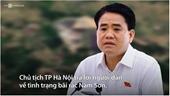 Chủ tịch Hà Nội nêu nguyên nhân người dân chặn xe chở rác
