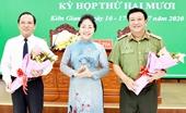 Giám đốc Sở Tài chính được bầu giữ chức Phó Chủ tịch UBND tỉnh