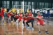 VKSND TP HCM tổ chức hội thao kỷ niệm 60 năm thành lập ngành Kiểm sát nhân dân