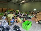 Đột kích kho hàng lậu cực khủng tại cảng ICD Mỹ Đình, Hà Nội