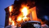 Thêm một vụ nổ bí ẩn tại một nhà máy điện ở Iran