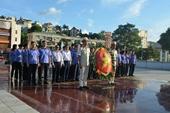 Cán bộ công chức ngành Kiểm sát Quảng Ninh dâng hương tưởng niệm các anh hùng liệt sĩ