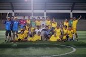 JFC Đà Nẵng lên ngôi vô địch Giải bóng đá Báo chí miền Trung sau 6 năm chờ đợi