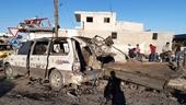 Nổ bom xe ở tây bắc Syria, gần biên giới Thổ Nhĩ Kỳ, 90 người thương vong