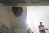 Đà Nẵng lên phương án di dời người dân sống trong khu chung cư xuống cấp