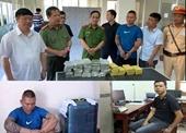 Bắt quả tang 2 đối tượng quê Hải Phòng vận chuyển 54 bánh heroin