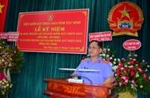 Hai tập thể thuộc VKSND tỉnh Tây Ninh được tặng thưởng Huân chương Lao động