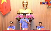 VKSND tối cao họp báo nhân kỷ niệm 60 năm ngày thành lập ngành Kiểm sát nhân dân