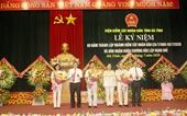 VKSND tỉnh Hà Tĩnh đón nhận Huân chương độc lập hạng Nhì
