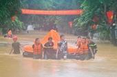 Mưa lớn tại Hà Giang khiến 3 người thương vong