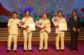 VKSND tỉnh Bình Dương kỷ niệm 60 năm thành lập ngành Kiểm sát nhân dân