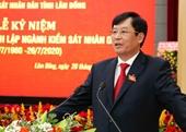 VKSND tỉnh Lâm Đồng, VKSND tỉnh Quảng Nam kỷ niệm 60 năm ngày truyền thống
