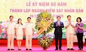 VKSND TP Hà Nội kỷ niệm 60 năm thành lập ngành Kiểm sát nhân dân
