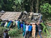 Khởi tố, bắt giam tài xế gây tai nạn thảm khốc làm 40 người thương vong