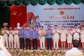 VKSND huyện Lộc Hà tổ chức tọa đàm kỷ niệm 60 năm ngày thành lập Ngành