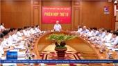 Phiên họp thứ 18 BCĐ Trung ương về phòng, chống tham nhũng