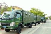 Thi tốt nghiệp THPT 2020 Sẵn sàng phương án đưa đón thí sinh bằng xe chuyên dụng Công an, Quân đội