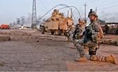 Liên quân do Mỹ đứng đầu chuyển giao căn cứ cho Iraq ngay sau khi bị tấn công tên lửa