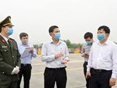 Hải Phòng – Quảng Ninh cách ly 3 trường hợp liên quan đến bệnh nhân 416