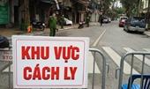 Chủ tịch UBND TP Hà Nội ra công điện khẩn phòng, chống dịch COVID-19
