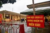 Sau Nghệ An, Hà Tĩnh khuyến cáo người dân về từ Đà Nẵng tự giác khai báo, cách ly tại nhà