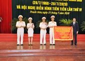 Nhiều tập thể, cá nhân VKSND tỉnh Thanh Hoá được tặng Huân chương