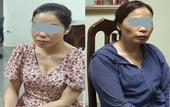 Bắt hai nữ phóng viên liên quan vụ nhà báo cưỡng đoạt 210 triệu đồng