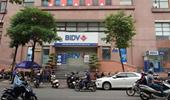 Nổ súng cướp ở Ngân hàng BIDV ngay giữa Thủ đô