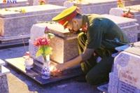 Tuổi trẻ Đà Nẵng tri ân ngày Thương binh liệt sĩ 27 7