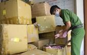 Tạm giữ hơn 18 000 khẩu trang y tế không có hóa đơn chứng từ