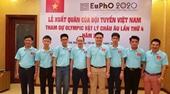 Việt Nam giành huy chương Vàng Olympic Vật lí châu Âu 2020