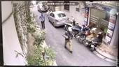 Lối tẩu thoát và hình ảnh đầu tiên của những kẻ nổ súng cướp ngân hàng