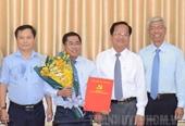 UBND TP Hồ Chí Minh tổ chức trao các quyết định về công tác cán bộ