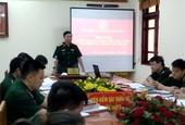 Ngành Kiểm sát quân sự Quân khu 2 sơ kết công tác kiểm sát quân sự