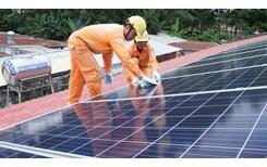 Tổng công ty Điện lực Miền Nam Tạo thuận lợi tối đa cho khách hàng sử dụng điện mặt trời mái nhà