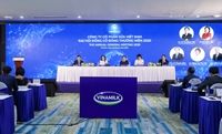 """Vinamilk """"Doanh thu nội địa và xuất khẩu trong Q2 2020 ghi nhận mức tăng trưởng hai chữ số so với Q1 2020"""""""