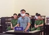 Tuyên án nguyên Chánh Văn phòng Toà án trốn lệnh truy nã