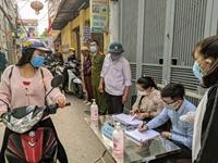 Hải Phòng rà soát được 5 000 người về từ Đà Nẵng