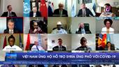 Việt Nam ủng hộ hỗ trợ Syria ứng phó với COVID-19