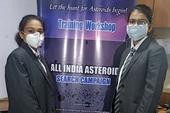 Nữ sinh trung học Ấn Độ phát hiện 1 tiểu hành tinh đang di chuyển về phía Trái Đất